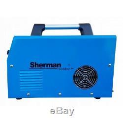 SHERMAN MIG SPEEDY 200A inverter welder MAG FCAW ARC MMA GAS & GASLESS FLUX