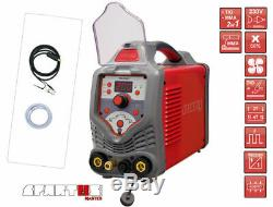 SPARTUS TIG 200P Welder Inverter 200A MMA ARC TIG Pulse Welding Device