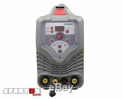 SPARTUS TIG 250P MMA ARC Welder Inverter 250Amp Welding IGBT Device 3Phase