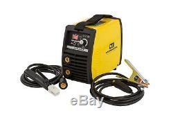 Schweißgerät Inverter IGBT ARC MMA WIG TIG 160A LIFT Zündung, Elektrode, E-Hand