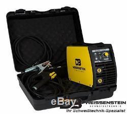 Schweißgerät Inverter IGBT ARC MMA WIG TIG 200A LIFT Zündung, Elektrode, E-hand