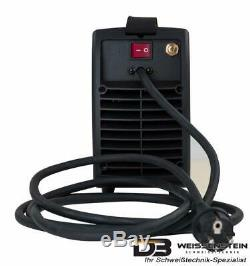 Schweißgerät Inverter WIG TIG MMA ARC 180A DC HF-Zündung INOX, Stahl, Edelstahl