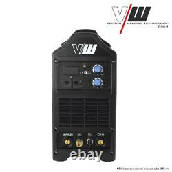 Schweißgerät VECTOR DC WIG 200D HF TIG MMA ARC Digital Inverter Welder