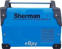 Sherman ARC MMA 220C Inverter Welder Machine 200Amp IGBT TIG Lift