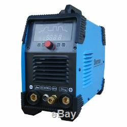 Sherman DIGITIG 200DC Multipro 200A Inverter Welder TIG HF LIFT ARC IGBT MMA