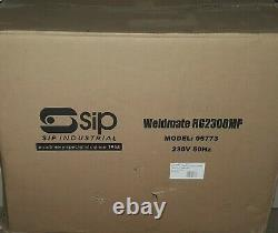 Sip Weldmate Multi Welder HG2300MP MIG MMA / ARC TIG Inverter
