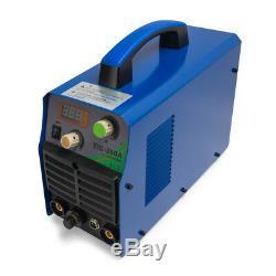 TIG 200 DC 200 Amp TIG Torch Stick Arc MMA Inverter Welder 220V Welding Machine