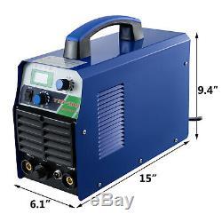 TIG-200C, 200 Amp TIG/MMA ARC 2-in-1 Welder HF IGBT DC Inverter Welding Machine