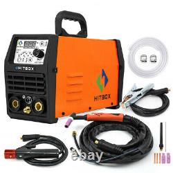 TIG 200P 200A Pulse TIG ARC MMA Welder 220V TIG Welding Machine with HF Tig Torch
