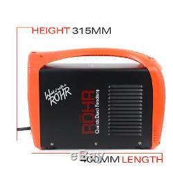 TIG ARC Welder Inverter MOSFET MMA 240V / 160 amp, DC Portable Machine ROHR 01