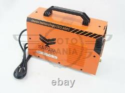 TIG MMA Welder 220v 250A LCD Display ARC Inverter LGBT