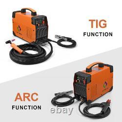TIG Welder IGBT 200A TIG MMA in 1 Argon Tig Welding Machine TIG/ARC 110V 220V