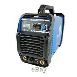 Tig 180a Igbt Inverter DC Welder Hf Ignition 2-in-1 Mma Arc Welding Machine