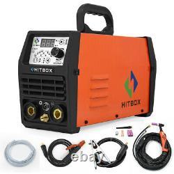 Tig200p Igbt Inverter DC Pulse Welder Hf Ignition 2-in-1 Mma Arc Welding Machine