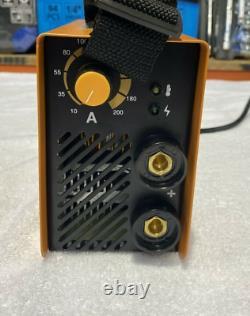 Us Snap Mac ARC MMA 200 Amp inverter Welder MINI