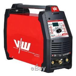Vector Schweißgerät Puls ARC MMA Schutzgas Elektroden Elektrodenschweißgerät TIG
