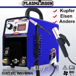 WIG Inverter Schweißgerät DC WIG TIG ARC MMA IGBT Schweiß E-Hand WELDING MACHINE