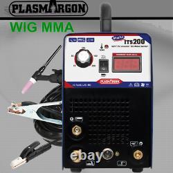 WIG Schweißgerät IGBT Inverter MMA/TIG DC Lift Heißstart Arc ForceDual 230V 60%