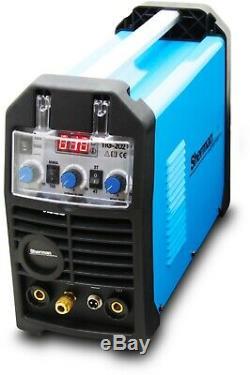 WIG TIG Schweißgerät DC Puls 200AMP Schweiß Inverter Maschine MMA ARC HF IGBT