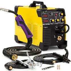 Welder Welding Machine Portable Inverter 200A Arc MIG TIG MMA Magnum MIG 190 ZAP
